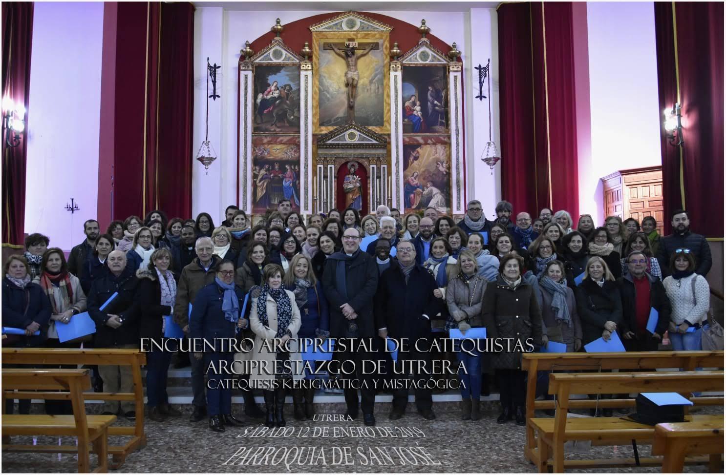Encuentro catequistas arciprestal