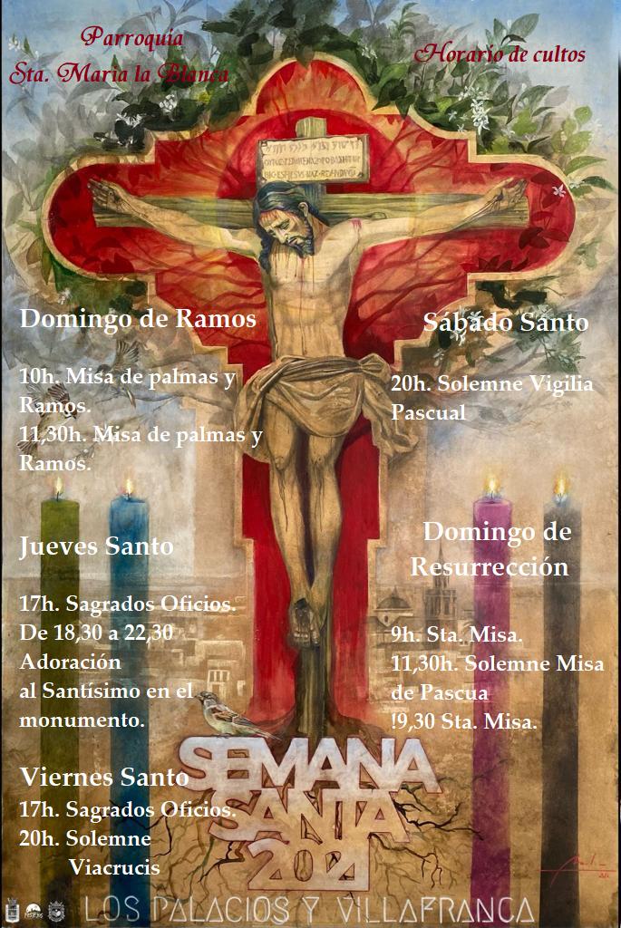 Cultos S. Santa 2021